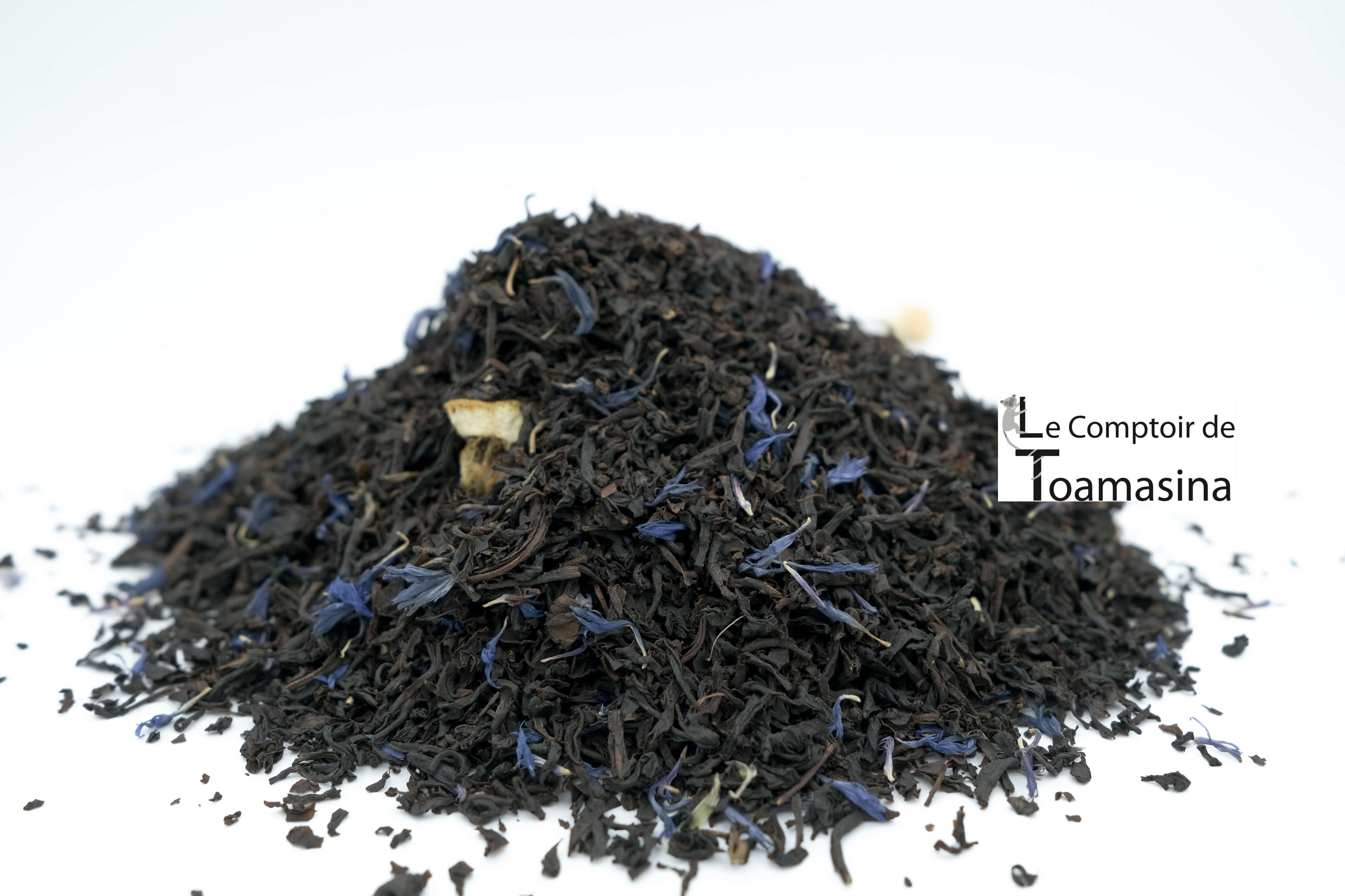 Thé Noir Paulista 4 agrumes