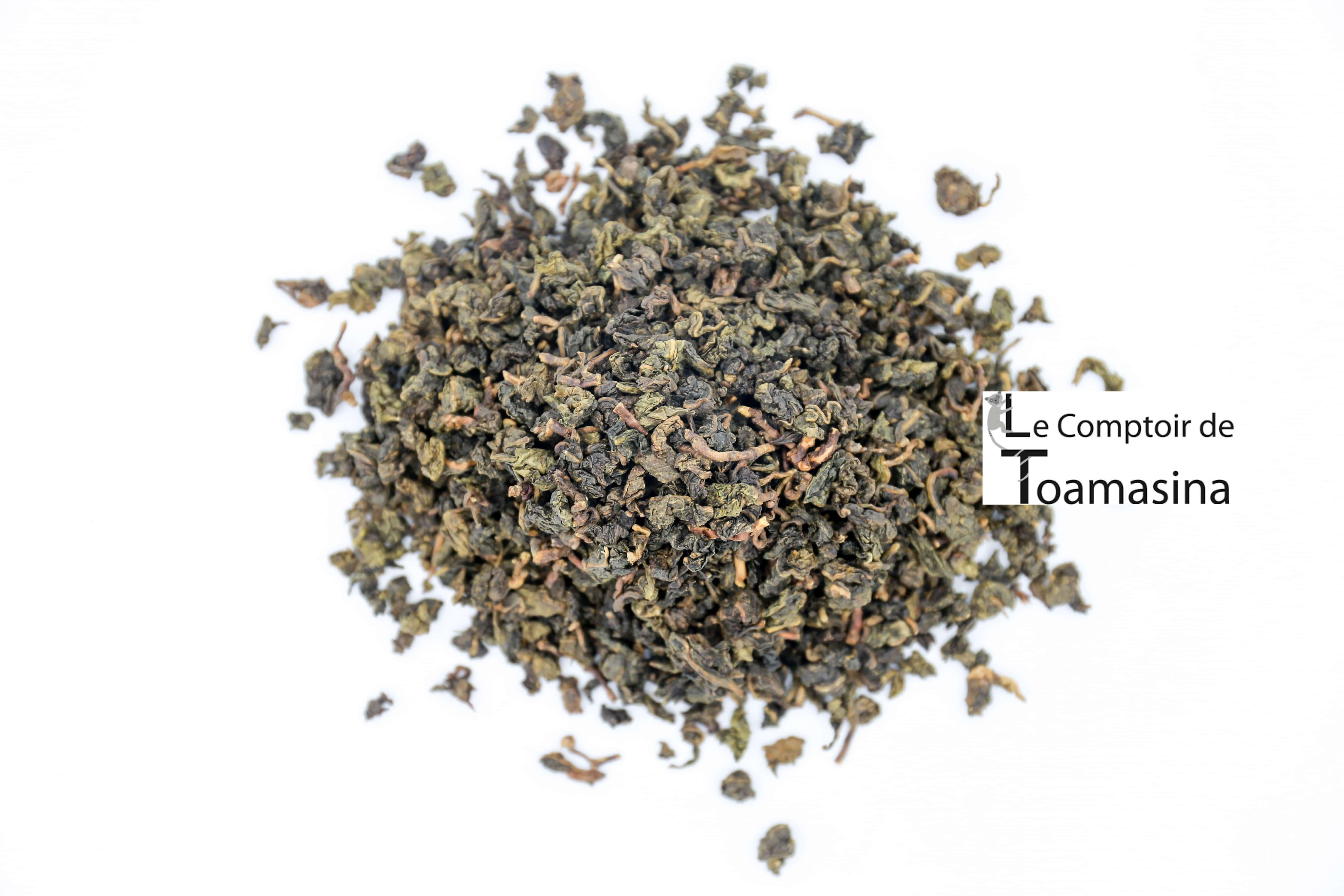 Acheter du thé oolong parfumé en ligne