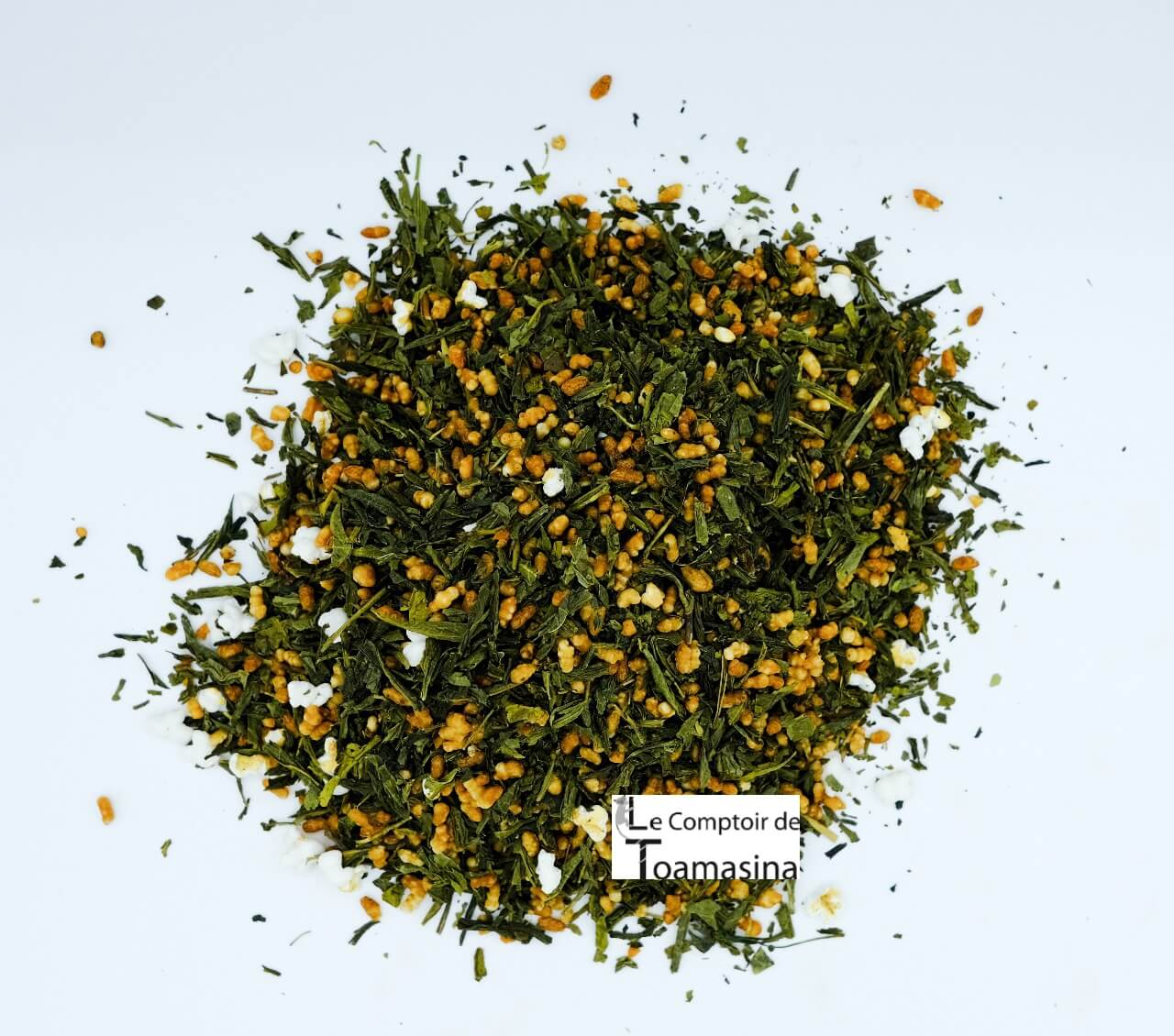 Acheter un thé vert genmaicha