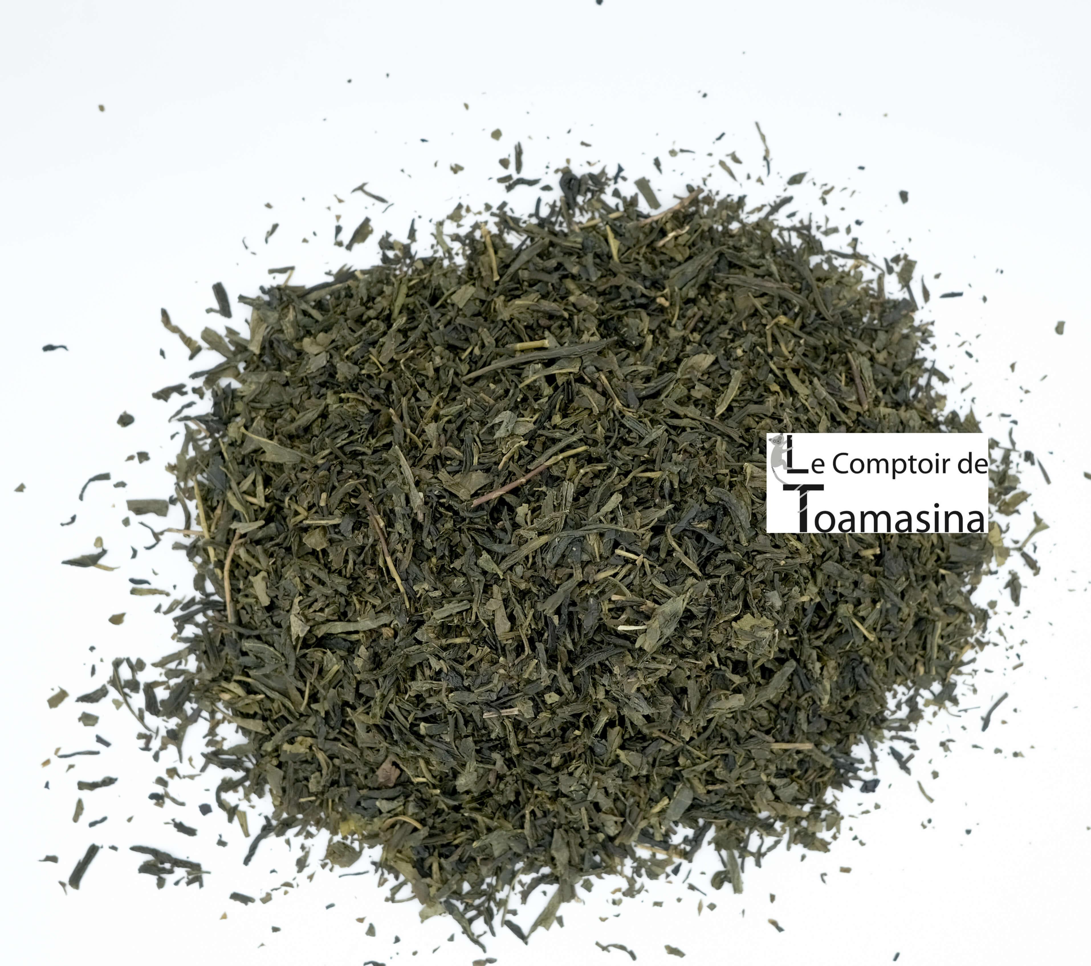 Thé Vert Earl Grey Bergamote Achat et vente