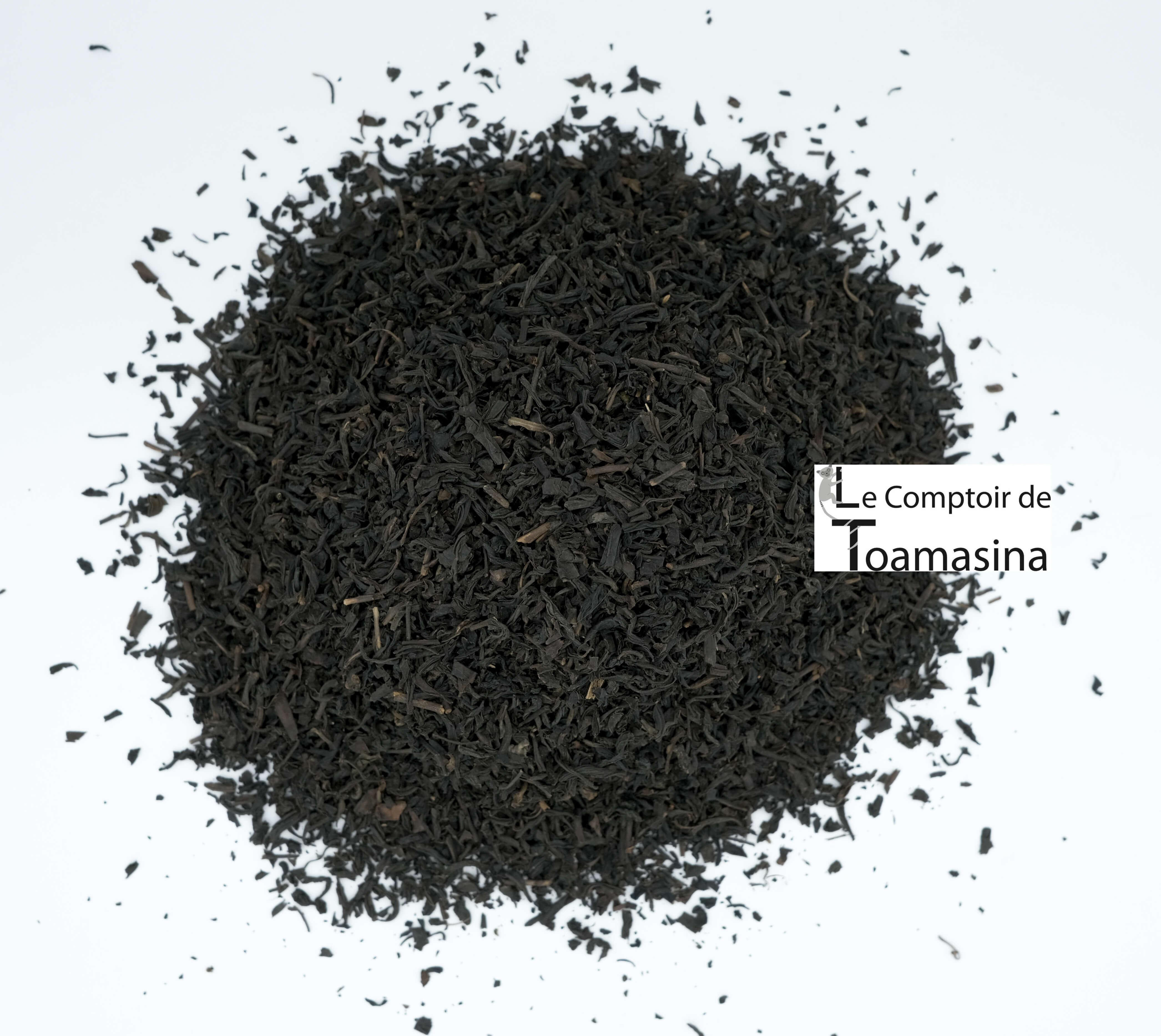 Acheter du Thé Noir Lapsang Souchong