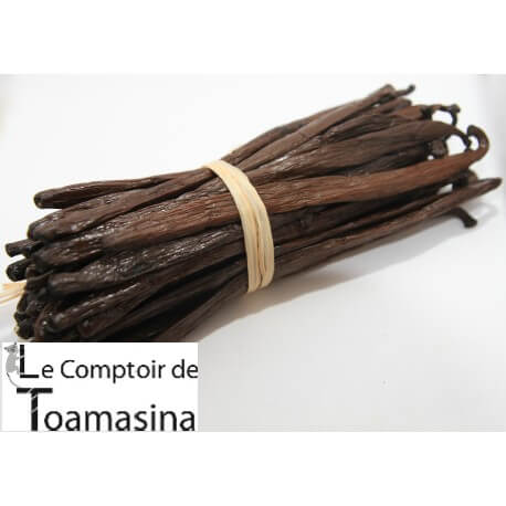 Purchase 1 kilo of bourbon vanilla from Madagascar at the best price per kilo