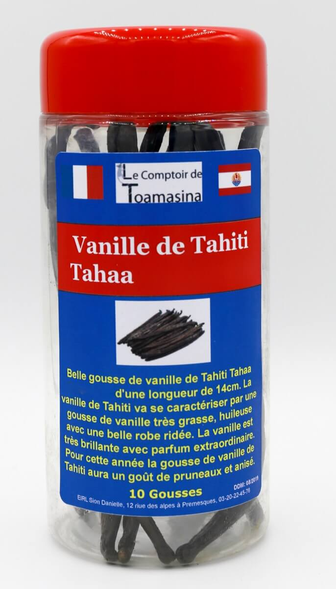Achat et Vente Vanille de Tahiti