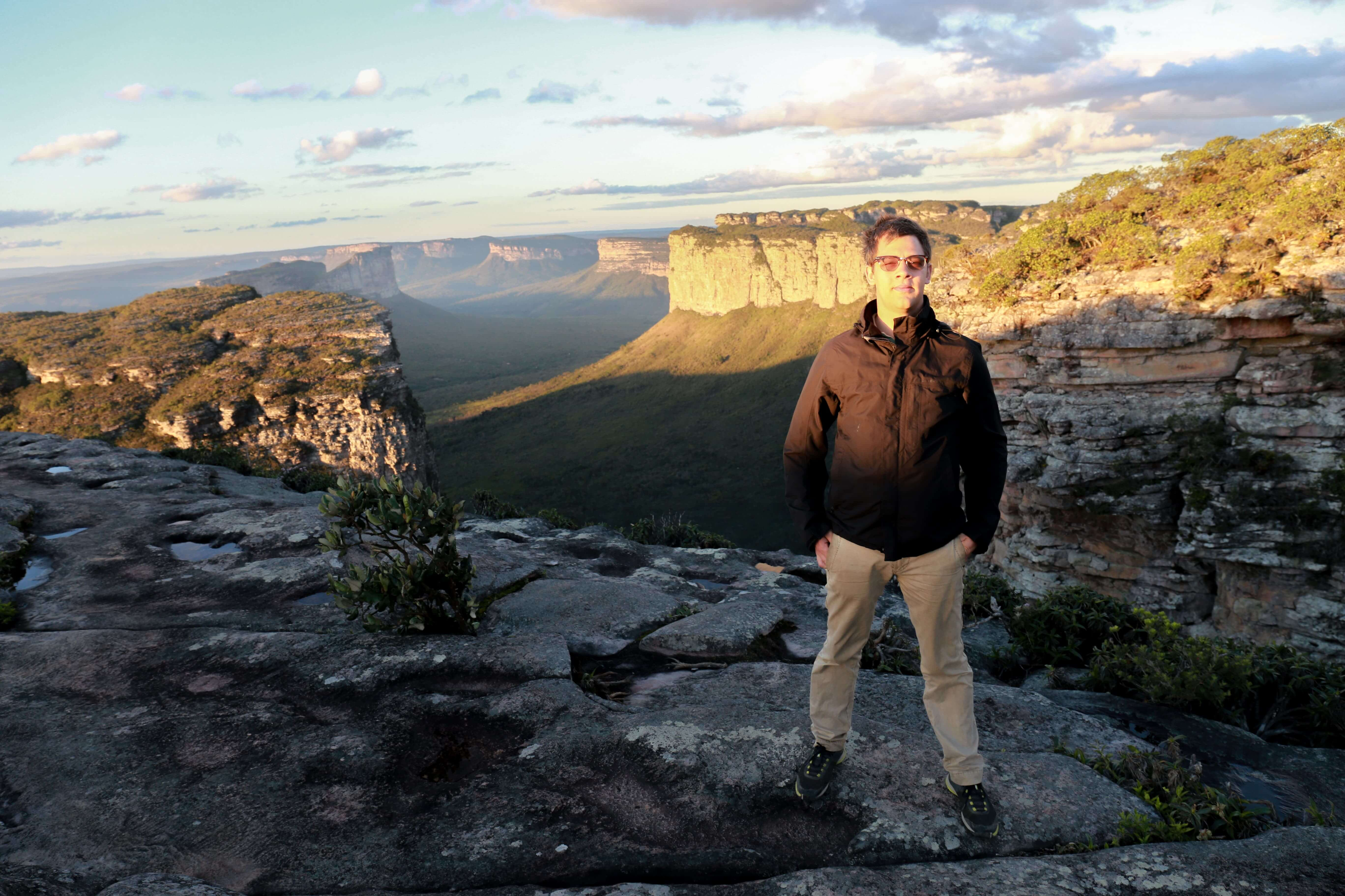 Arnaud Sion on the acai, acerola and guarana route in Brazil
