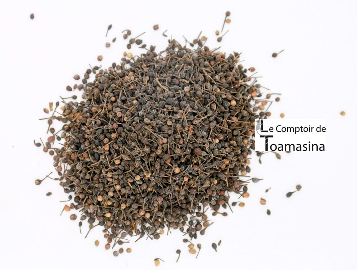 Buy wild pepper from Madagascar