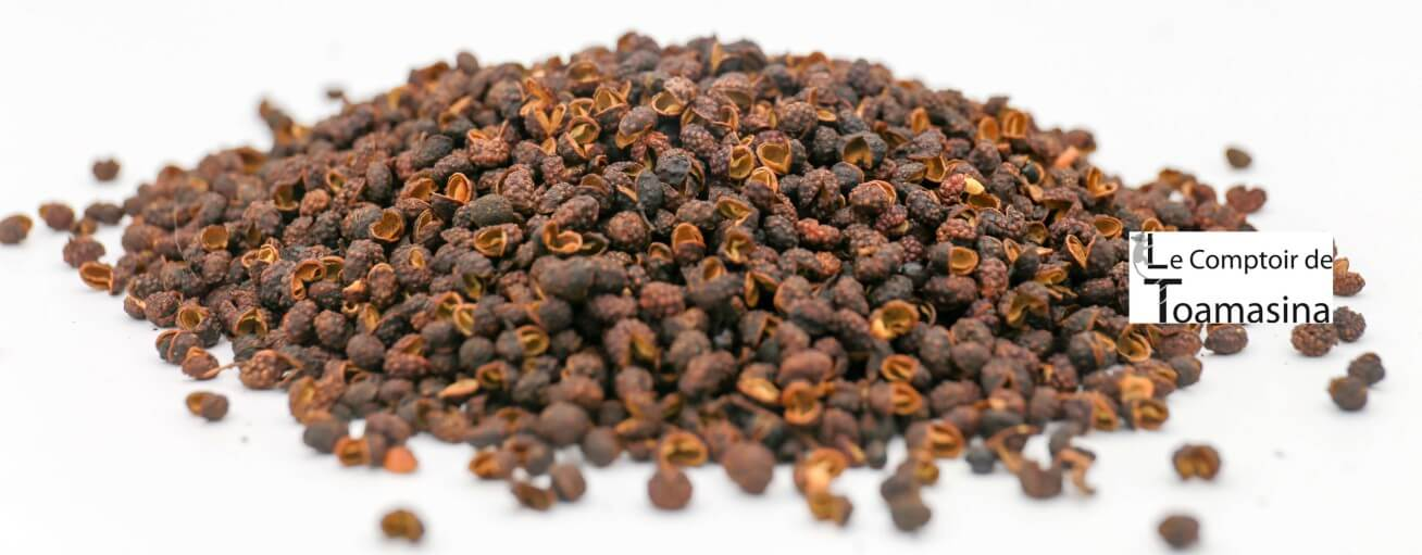 Buy berries and peppercorns online