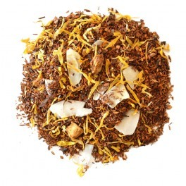Rooibos Pina Colada - Rooibos with flavors of Brazilian winter - Rooibos Pineapple Coconut