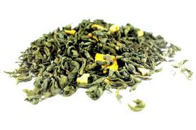 Thé Vert de l'Aurore, Thé Vert Bergamote et Fruit de la passion