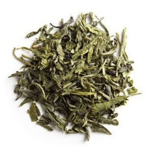 Thé Vert Marocain, Thé Vert à la Menthe